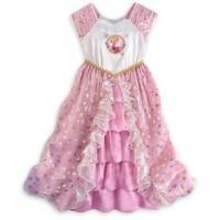 Disney Store USA - Rapunzel Wedding Nightgown for Girls - dress