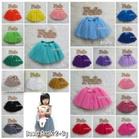 Basic Skirt Rok Tutu Anak