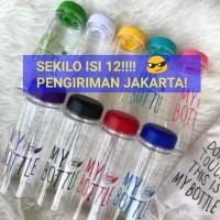 FREE POUCH!! My Bottle Korean Style Ready Semua Warna