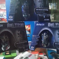 A4Tech X7 Gaming Mouse Macro