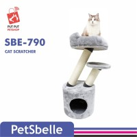 MAINAN KUCING SBE -790 CAT SCRATCHER