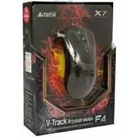 A4TECH X7-F4 V-Track Gaming Mouse Macro