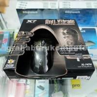 A4Tech X7 XL747H 3600dpi Laser Macro Gaming Mouse. Paling banyak dig