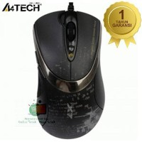 Mouse Gaming A4Tech X7 F4 V-Track Macro Onboard-Memory Original