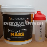 Master Mass 12 PH prohybrid 10lb 10lbs 10 lb lbs mass gainer nutrition