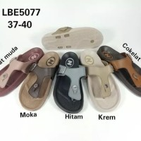 Sandal Jepit Wanita Sendal Casual Model Carvil//New Era LB-E507