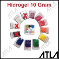 10 Gram Hidrogel Hydrogel Water Beads Media Tanam MT001x2