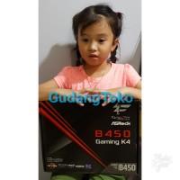 Motherboard Asrock B450 Gaming K4