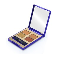 Inez Color Contour Plus Eye Shadow Collection - Athena (New Case)