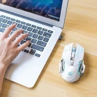 TERLARIS LOGITECH M165 WIRELESS MOUSE H1mo1014 Murah