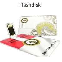 Flashdisk Kartu /Flashdisk Perusahaan /Souvenir Seminar Flashdisk 4GB