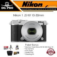 Nikon 1 J5 Kit 10-30mm Paket BONUS - Camera Mirrorless Nikon 1 J-5