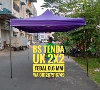 Tenda Lipat 2x2 Ketebalan Besi 0.6 MM
