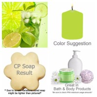 Fragrance Oil for Soap, Candle, Bath & Body Product - Mojito