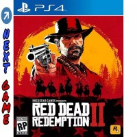 PS4 Red Dead Redemption 2 Region 3
