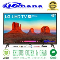 "43UK6300PTE - LG LED TV 43"" SMART TV LED 43 INCH UHD 4K HDR 43UK6300"