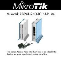 Mikrotik hap lite rb941-2nd-tc / 941-2nD-Tc