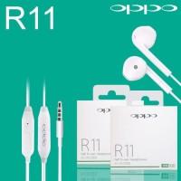 OPPO R11 Headset Half In-Ear mantap