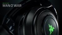 Razer ManO'war - Wireless PC Gaming Headset