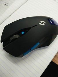 mouse wireless gaming nc-600 black edition|mouse gaming