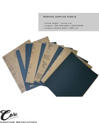 Kertas amplas EAGEL 180-360-600-1200-2000 ORIGINAL