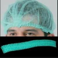 Sensi Nurse Caps/Hair Cap/Hair Net /Penutup kepala Gojek murah