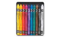 Crayon Carandache Neo color 1 (10 warna)