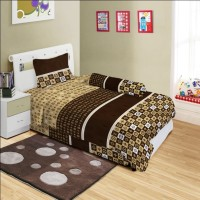 Bed Cover Lady Rose Disperse Single ( 120 x 200 ) - LV