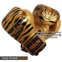 Sarung Tinju Muaythai Murah, Glove Muay Thai, Boxing Glove, Sarung Tan