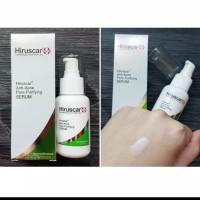 Hiruscar anti acne pore purifying serum 50gr / serum jerawat hiruscar