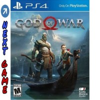 PS4 God of War Region 3