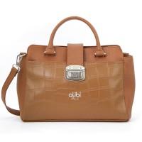 NEW ARRIVAL Alibi Paris Tas Bahu Wanita Panchia Brown Bag- T5140B7
