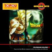 Celengan Kaleng Tabung Kecil Dragon Ball MURAH KEREN