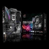 Asus ROG STRIX Z370-F Intel 1151 New Garansi Resmi Astrindo 3tahun