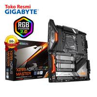 Gigabyte Motherboard E-ATX Socket LGA2066 8 x DDR4 X299 AORUS MASTER