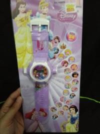 Promo Jam Tangan Anak Projector