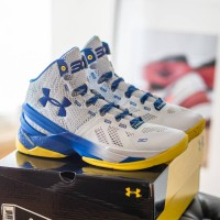 """Under Armour Curry 2 """"Dub Nation Home"""""""