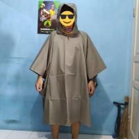 Terlaris Ponco Raincoat Jas Hujan Jws Not Consina Eiger Avtech Rei -