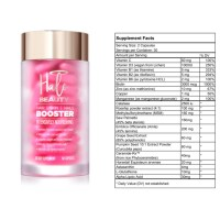Halo Beauty by Tati W Hair SKIN Nail Booster Vitamin