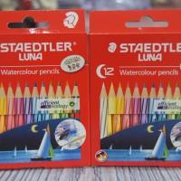 Pensil Warna Staedtler Luna 12 warna Kecil