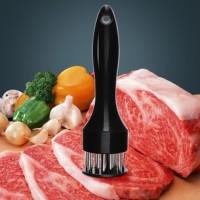 Pengempuk daging meat tenderizer alat pelunak daging stainlees steel