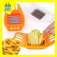potato cutter slicer french fries chopper (pisau alat pemotong kentang