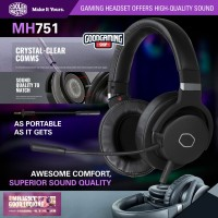 CoolerMaster CM MH751 / MH 751 GAMING HEADSET