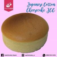 Japanese Cheese Cake (16 cm)
