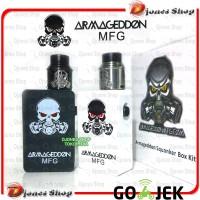 VAPE ARMAGEDDON SQUONKER BOX KIT - ARMAGEDON SQUONK