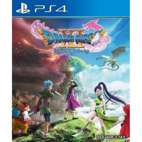 PS4 Dragon Quest XI : Echoes of an elusive age (Region 3/Asia/English)