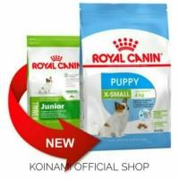 Terbaru Royal Canin X Small Junior 500Gr / Dog Food Segera Dapatkan