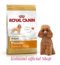 Royal Canin Poodle Adult 1.5Kg Dog Food / Makanan Anjing Dijamin Ori