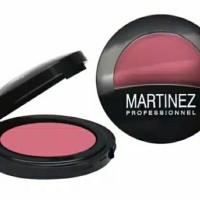Martinez professionnel blush on rose tempation / blush on pink murah