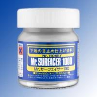 Mr Surfacer 1000 - Cat PRIMER Gundam Model Kit Paint Airbrush